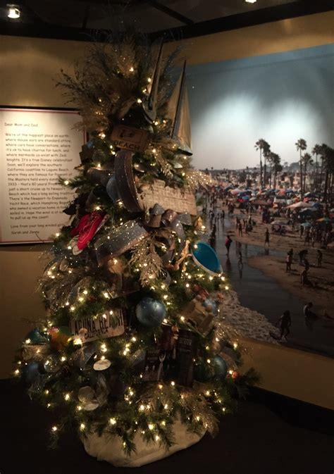 huntington beach christmas lot tree ronald museum huntington tree