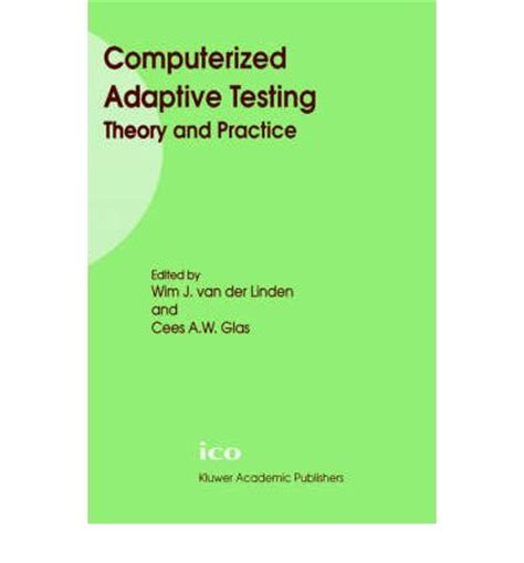 computerized adaptive and multistage testing with r using packages catr and mstr use r books computerized adaptive testing wim j der linden