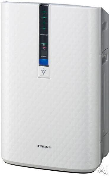 Sharp Air Purifier Kc A50y Kireion Series sharp kc850u 174 cfm air purifier with humidifying function plasmacluster air purification
