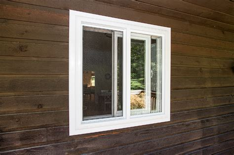 Vinyl Awning Windows Horizontal Sliding Windows A1 Windows