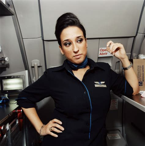 Jetblue Cabin Crew by Brian Finke S Flight Attendants Series Alludes To