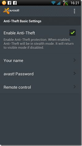 avast anti theft rooted apk how to set up and use avast anti theft on android trace your stolen phone solutions