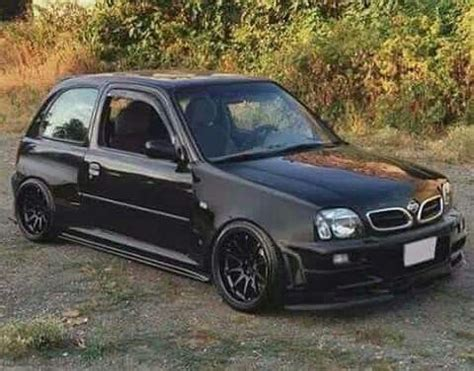 nissan vanette body kit nissan micra wide body auto pinterest nissan