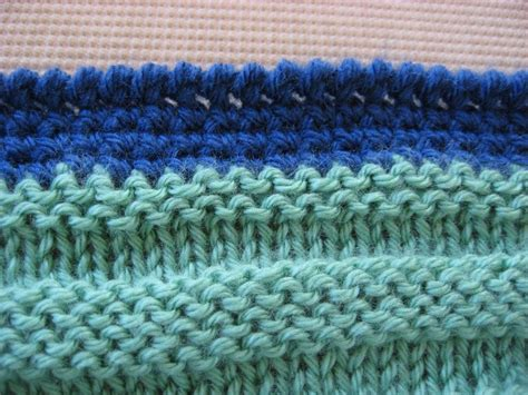how to crochet a border on a knitted blanket hooked on needles seaside park oddball baby blanket complete