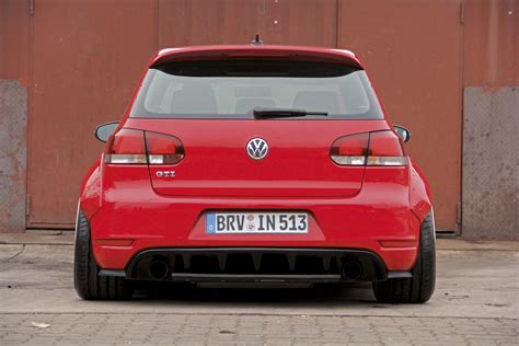 volkswagen golf modified ingo noak volkswagen golf 6 gti modified autos world blog