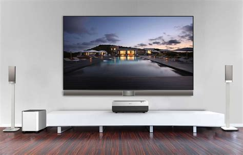 hisense 100 inch laser tv review hisense builds a 100 inch tv with lasers pickr your