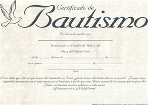 certificado de bautismo template certificados de bautismos cristianos gratis