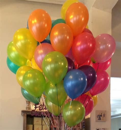 como decorar con globos con gas helio helio globos regalo sorpresa de amor fiesta y eventos