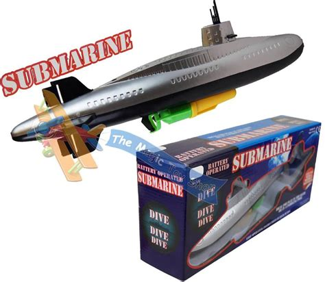 Bathtub Submarine by Large Battery Operated Submarine Bathtime Bath Paddling