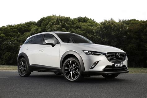 all mazda mazda cars news all new cx 3 technical details announced