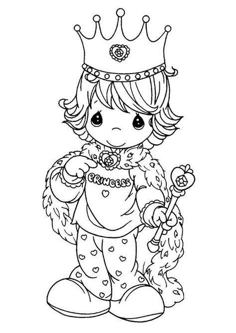 Colouring Book Sweet Princess 16 best heathers images on coloring pages