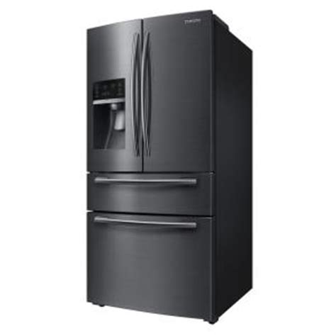 samsung 33 in w 24 73 cu ft door refrigerator in
