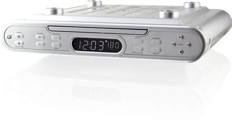 radio under kitchen cabinet marvelous under cabinet radio with light 9 gpx under