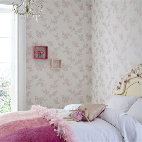 pink wallpaper for bedrooms uk superfresco cherry blossom soft pink 20 811 wallpaper