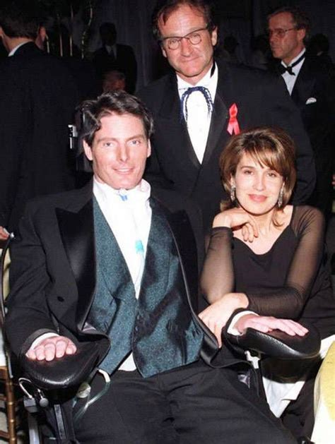 christopher reeve roommate christopher reeve and robin williams 8 sets of famous