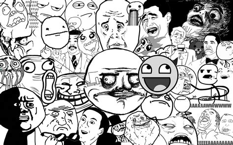 Meme Face Wallpaper - hd meme wallpapers pixelstalk net