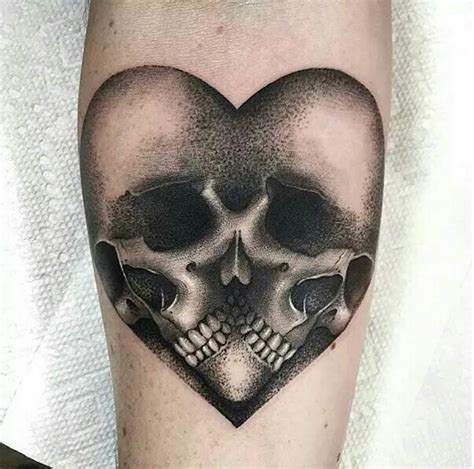 couple skull tattoos 17 best ideas about on