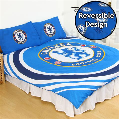 Chelsea Set Seprei Cover Azni chelsea fc single and duvet cover sets bedding