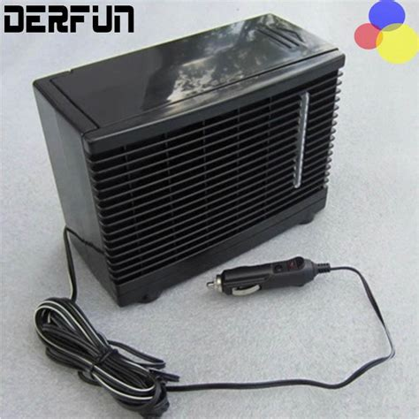 air purifier and cooling fan 2018 car water cooler auto cooling fan humidifier air