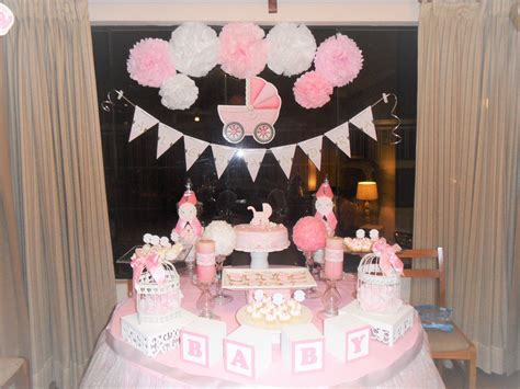 Decoracion Para Baby Shower De Niña by Decoracion De Baby Shower Car Interior Design