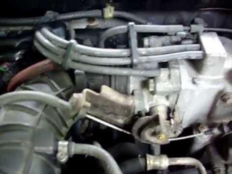 1993 honda accord tps sensor removal