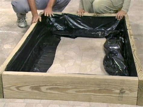 tips for a raised bed vegetable garden diy