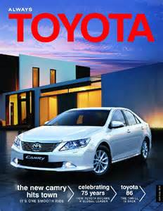 Toyota Mag Media Releases Singapore Press Holdings