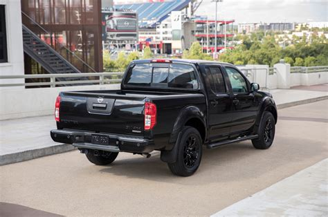 nissan titan midnight edition 2018 nissan titan midnight edition celebrates solar