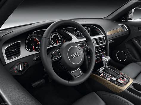 Audi A4 Interior 2013 by Audi A4 Allroad Quattro 2013 Picture 22 1600x1200