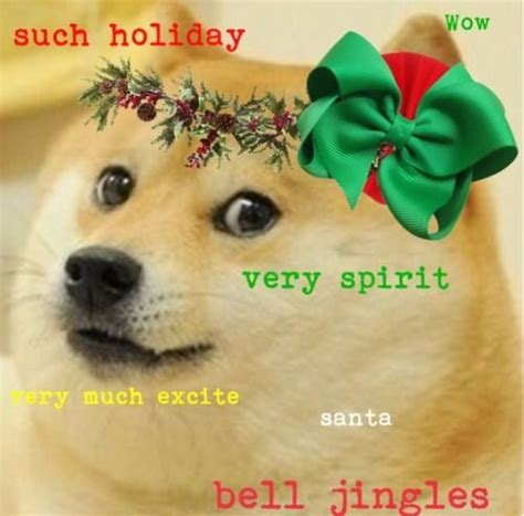 Christmas Doge Meme - 90 best images about such doge on pinterest the internet