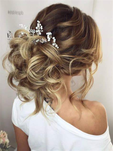 75 chic wedding hair updos for brides deer pearl flowers part 5