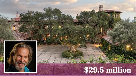 jeff bridges home actor jeff bridges is asking 29 5 million for his