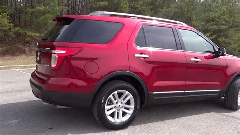 Ford Explorer Xlt 2013 by 2013 Ford Explorer Xlt