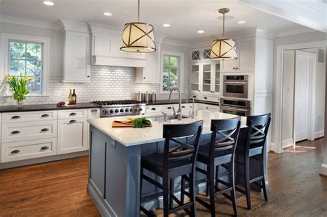 central kitchen island design ideas
