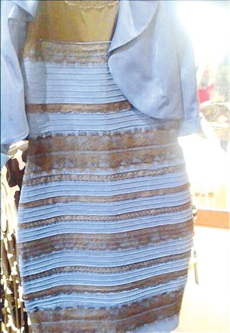color of the dress dress color illusion tops 10 weirdest science news