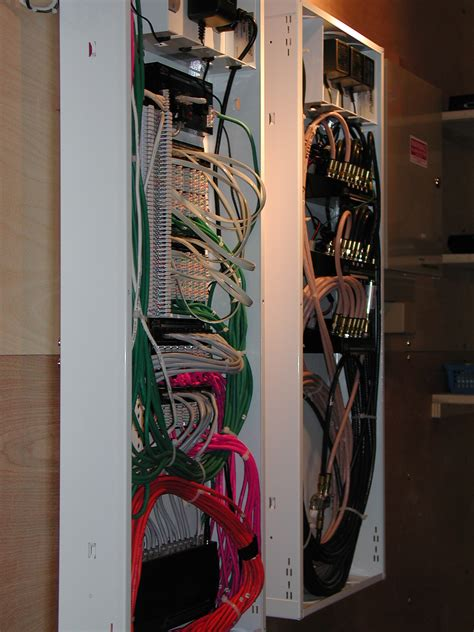 open house structured wiring structured wiring cabinet cabinets matttroy
