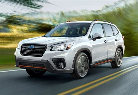 subaru forester 2019 top 10 best suvs coming to australia in 2018 2019