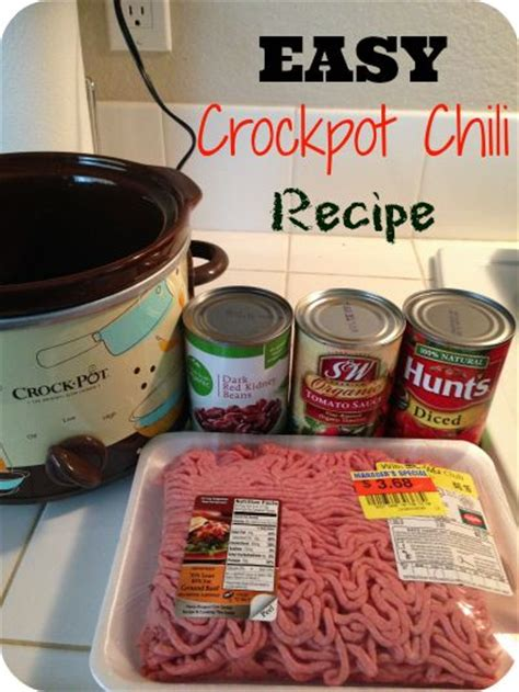 the easy 5 ingredient crock pot cookbook easy delicious crock pot express recipes for fast healthy meals books 17 best ideas about crock pot chili on crock