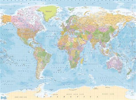 fotos auf tapete kleben landkarten weltkarte englisch foto tapete 232x315 foto