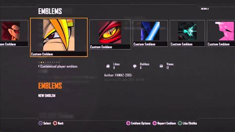 after patch black ops 2 how to emblems ps3xbox how to copy peoples emblems in black ops 2 bo2