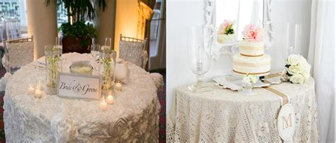 table drapes for weddings tips and tricks to decorate your wedding tables
