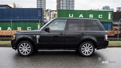 range rover autobiography 2012 2012 land rover range rover autobiography supercharged