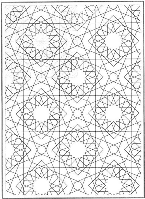 flower mosaic coloring page mosaic coloring pages to download and print for free