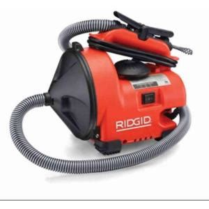 ridgid auto clean k 30 sink tub and shower drain cleaner