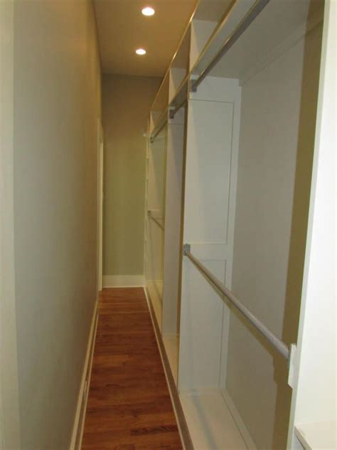 Narrow Closet Ideas by 15 Best Ideas About Narrow Closet On Dressing Rooms Dressing Room Closet And