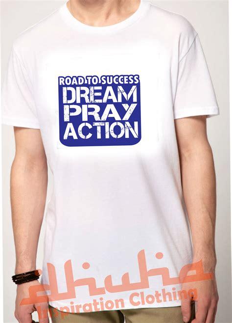 Kaos Muslim Islam Is The Way kaos islam kaos muslim inspiratif dhuha clothing