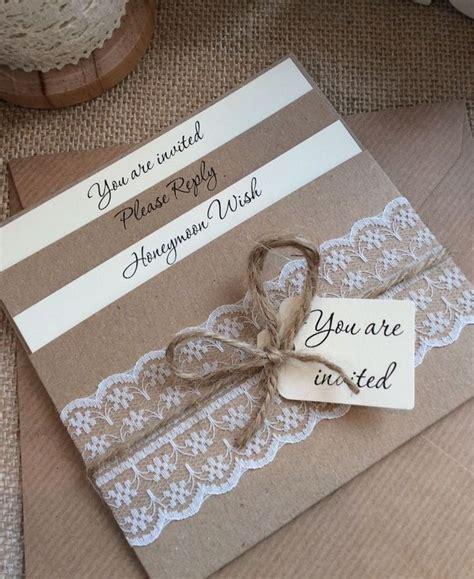 1 vintage shabby chic style lace pocket wedding