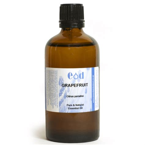 Essensial Oileo Grapefruit 100 10 Ml grapefruit essential citrus paradisi 100ml