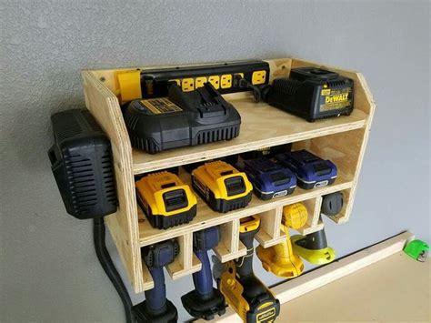 Garage Organization Power Tools 25 Best Ideas About Power Tool Storage On