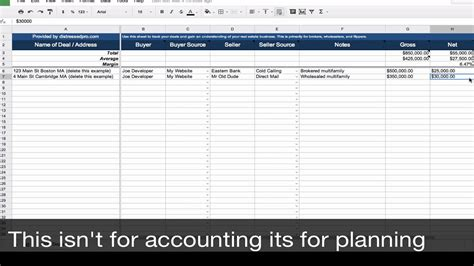 Real Estate Lead Sheet Template by Real Estate Transaction Tracker Spreadsheet Template